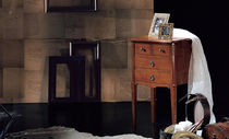 traditional solid wood bed-side table CHAMBERY 520 Bassi F.lli