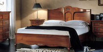 traditional solid wood double bed CHAMBERY  Bassi F.lli