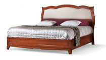 traditional solid wood double bed CAPRI : 3107 VACCARI CAV. GIOVANNI