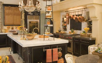 traditional solid wood kitchen (rustic style) FRENCH COUNTRY COLLECTION by Jack Arnold bentwood Luxury Kitchens