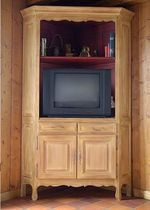 traditional solid wood TV cabinet Armoire TV NICOLE Balcaen