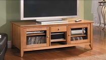 traditional solid wood TV cabinet NAPA BUSH INDUSTRIES