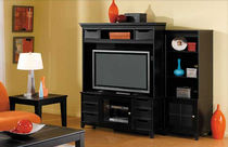 traditional solid wood TV cabinet WESTON BUSH INDUSTRIES