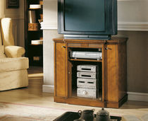 traditional solid wood TV cabinet 508 ALCOMOBEL S.L.