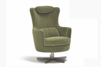 traditional swivel armchair BELINDA Incanto Group