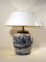 traditional table lamp SI-177 Signature Home Collection