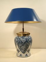 traditional table lamp SI-216 Signature Home Collection