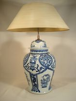 traditional table lamp SI-272 Signature Home Collection