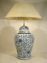traditional table lamp SI-287 Signature Home Collection