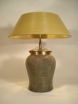 traditional table lamp (ceramic) SI-185 Signature Home Collection