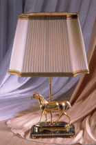 traditional table lamp HORSE Soher