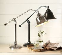 traditional table lamp WYATT TABLE LAMP POTTERYBARN