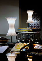 traditional table lamp (blown glass, handmade) CLESSIDRA Studio Italia Design