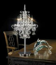 traditional table lamp (glass) MOOLLONA: 72714 Illuminati Lighting srl