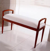traditional upholstered bench A1226 ANNIBALE COLOMBO
