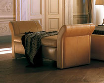 traditional upholstered bench KEVIN by Andrea Danti DANTI di Danti Stefano e C.
