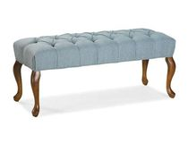 traditional upholstered bench 1630-10  Fairfield Chair Co.