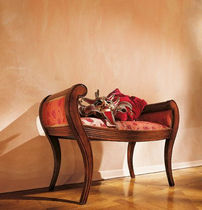 traditional upholstered bench BASSANO : 749 VACCARI CAV. GIOVANNI