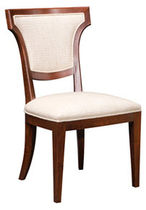 traditional upholstered chair WESTCOTT NICHOLS &amp; STONE