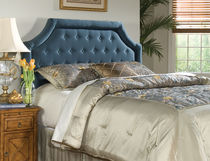 traditional upholstered headboard for double bed 8504-QH  Fairfield Chair Co.