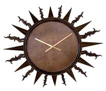 traditional wall clock SOLEIL GILANI