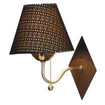 traditional wall light 37-S by A.Pollock/B.Goldstone Fire Farm