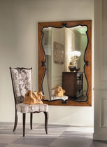 traditional wall mirror NA.150 STELLA DEL MOBILE