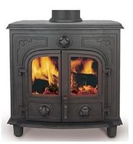 traditional wood-boiler stove HERCULES 12B Broseley Fires