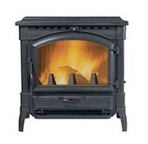 traditional wood-boiler stove THERMO VERONA DSA Broseley Fires