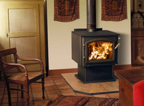 traditional wood-burning stove MILLENNIUM 3100 QUADRA-FIRE