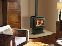traditional wood-burning stove MILLENNIUM 4300 QUADRA-FIRE