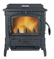 traditional wood-burning stove VERONA 11 Broseley Fires