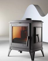 traditional wood-burning stove (cast iron) SEDAN 10 INVICTA