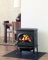 traditional wood-burning stove (Double combustion, cast iron) F 3 Jøtul