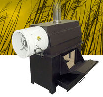 traditional wood-burning stove EP-050 MET MANN