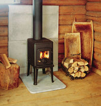 traditional wood-burning stove (steel) ORION Nordpeis