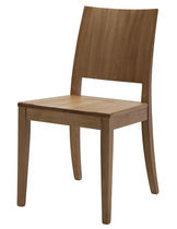 traditional wood chair AIGLI Coco-Mat