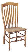 traditional wood chair SADDLE RIDGE NICHOLS &amp; STONE