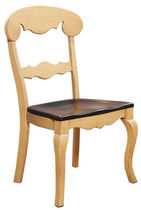 traditional wood chair NAPOLEON NICHOLS & STONE