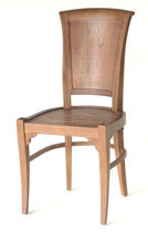traditional wood chair C-5A : 43x45x93 Indo Trading Premium