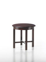 traditional wood side table AMHERST Studio Q Furniture