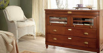 traditional wooden chest of drawers ATELIERS & BOUTIQUES 21 Bassi F.lli