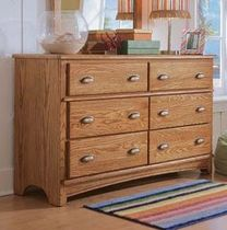 traditional wooden chest of drawers AUSTIN : 618-261 LEA INDUSTRIES