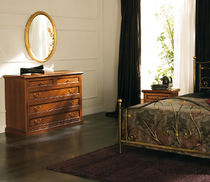 traditional wooden chest of drawers ALICE : 07/AL Mobilificio Florida