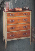 traditional wooden chest of drawers REF. 175/PC175 FELIXMONGE