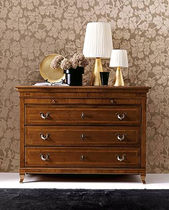 traditional wooden chest of drawers LUNGARNO DELLA SIGNORIA 950 by P. Pradella  MASSON MATIEE