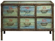 traditional wooden chest of drawers DOCKER PROVENCE &amp; FILS