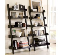 traditional wooden shelf STUDIO  POTTERYBARN