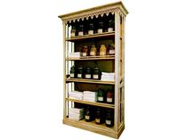 traditional wooden shelf RESTAURATION PROVENCE &amp; FILS