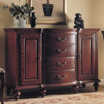 traditional wooden sideboard WEST INDIES  NICHOLS & STONE